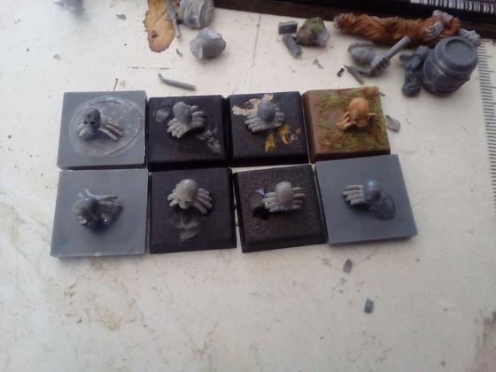 Schädelspinnen