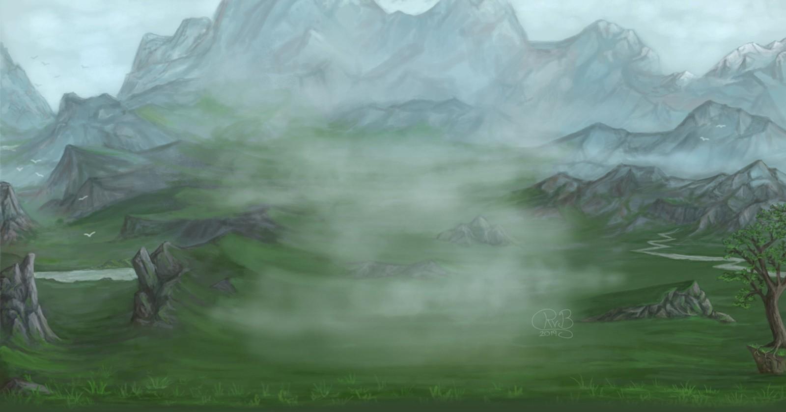 neuer Orkenspalter-Hintergrund