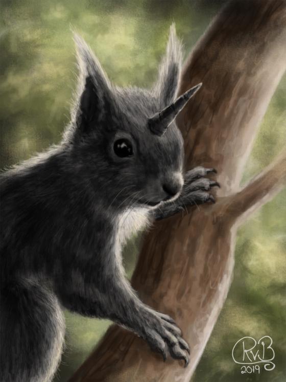 noch ein Todeshörnchen