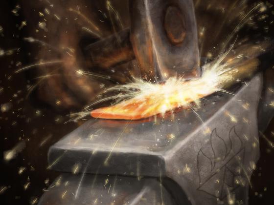 Ingerimm-Feuerwerk