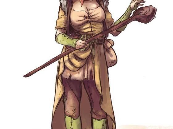 Ilma, Tochter der Erde
