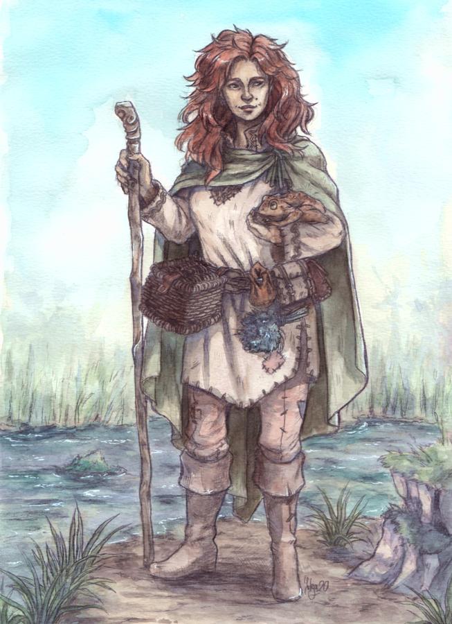 Edda - Tochter der Erde