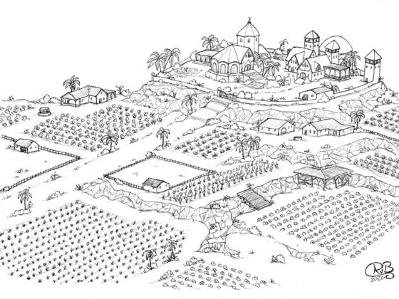 Plantage