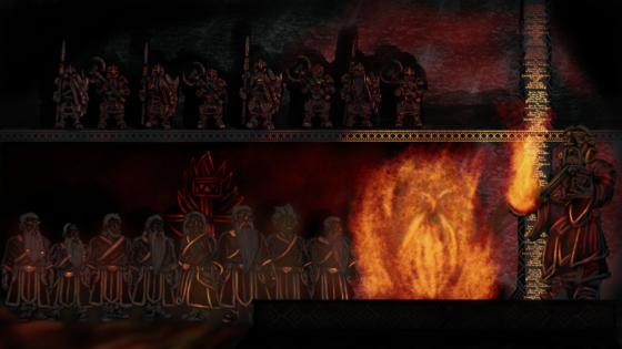 Feuertaufe in Xorlosch
