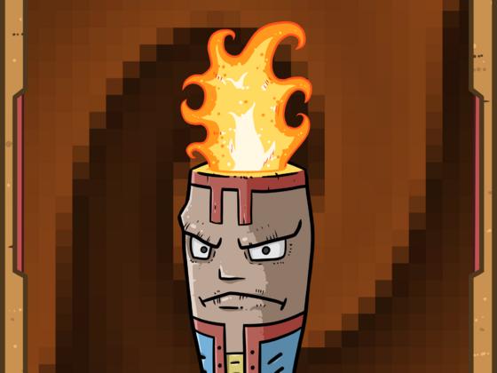 Feuertotem