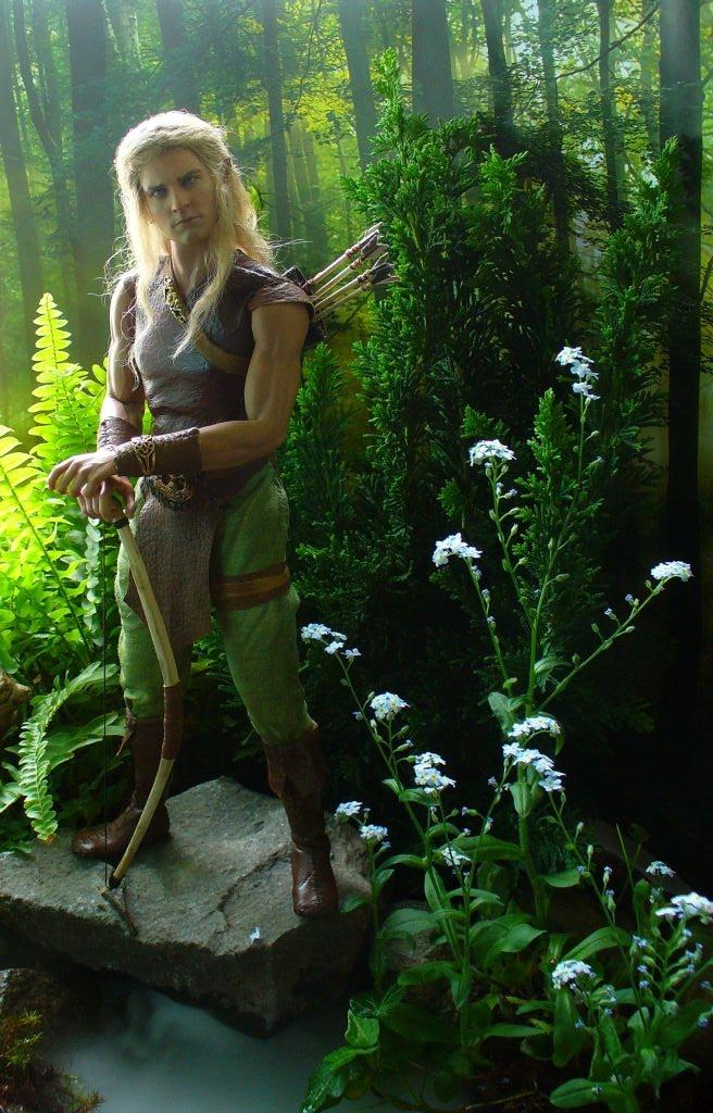 Wald Elf