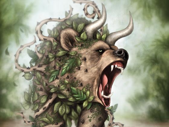 Dornenbär