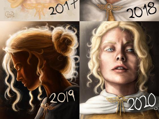 Aurora über die Jahre