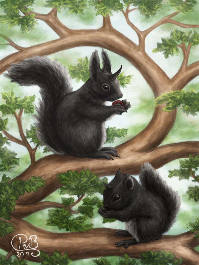 Todeshörnchen