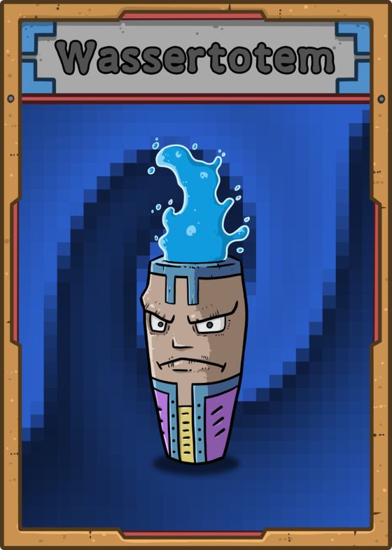 Wassertotem