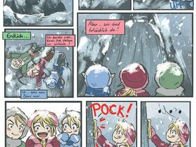 Minicomic: WMD - Der Berg I