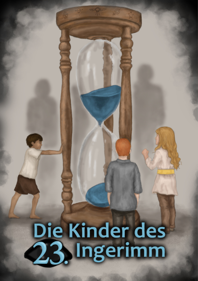 Coverbild: Die Kinder des 23. Ingerimm