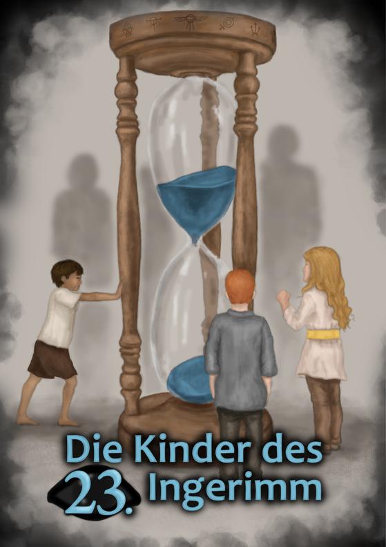 Coverbild: Die Kinder des 23. Ingerimm