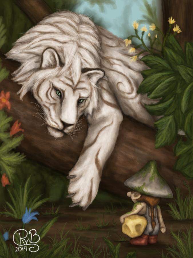Neulich im Zauberwald