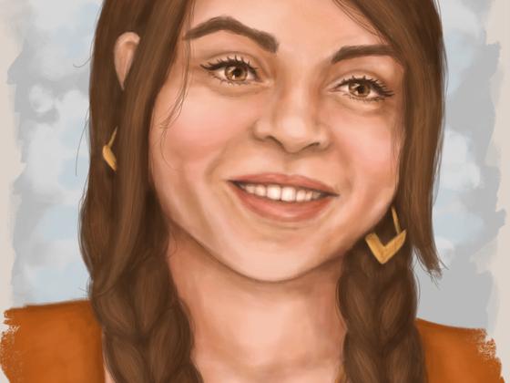 Dardra Tochter der Dorscha